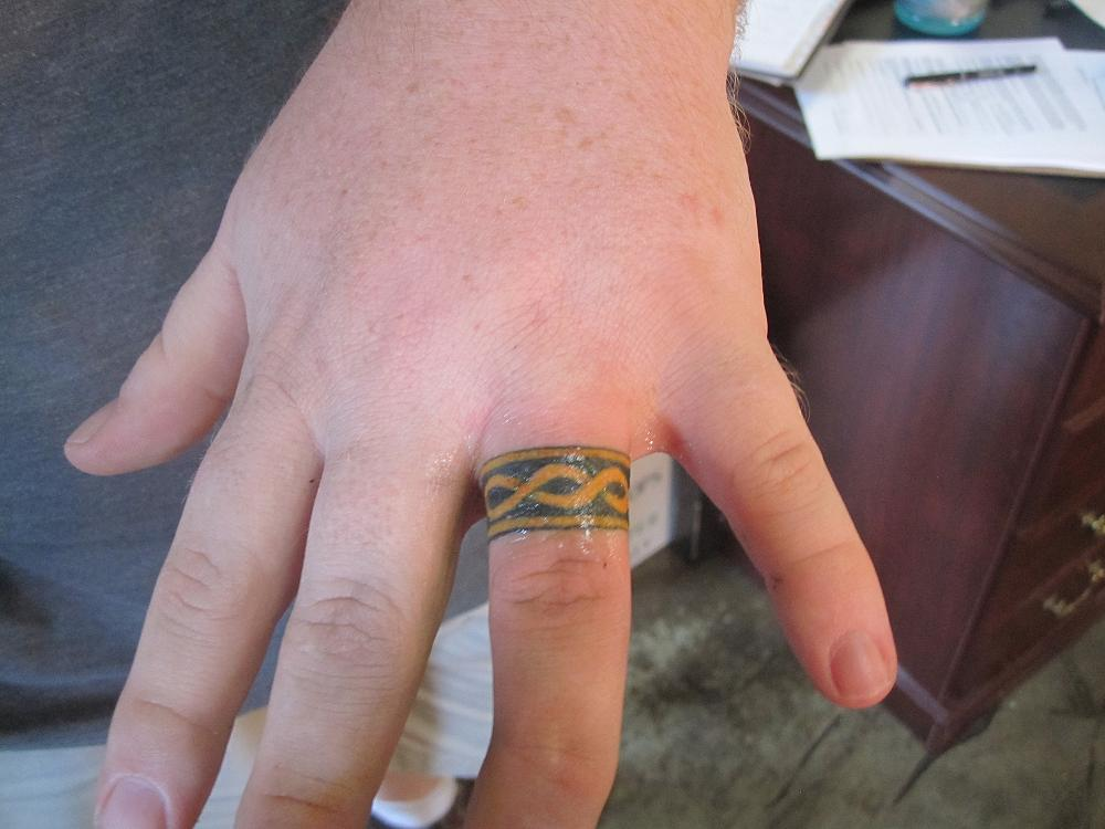 Wedding Ring Tattoo - JustMommies Message Boards
